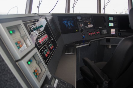 Austal's comprehensive vessel management systems include MarineLink and RideControl