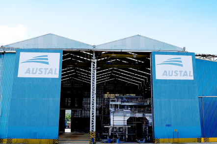 Austal Philippines construction facilities